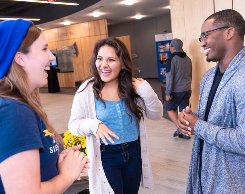 Student support at Siena Heights