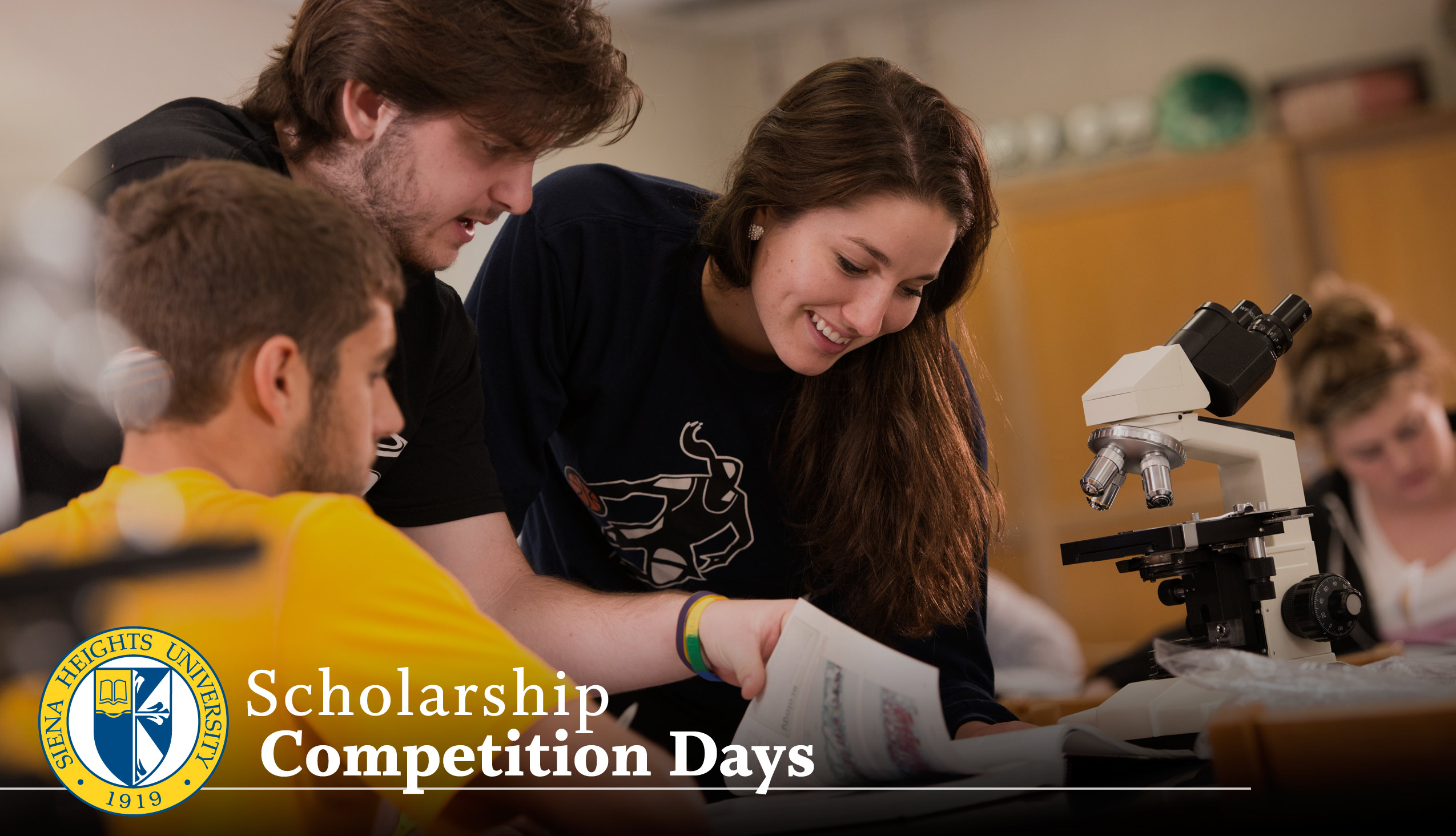 Academic Scholarship Competition Days